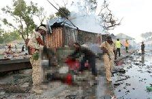 Somali'de bomba yüklü araçla saldırı!