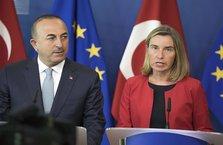 Türkiye-AB toplantısından sonra flaş açıklamalar