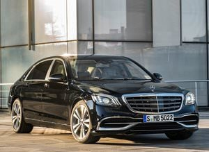 2018 Mercedes-Benz S-Class Maybach