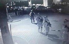 Erdoğan'ın kaldığı otele saldırının yeni görüntüleri ortaya çıktı