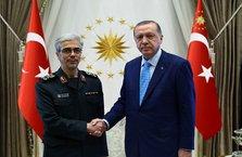 İran Genelkurmay Başkanı: İran-Türkiye yakın işbirliği yaparsa...
