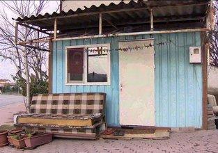 39 yıldır bu barakada yaşıyorlar