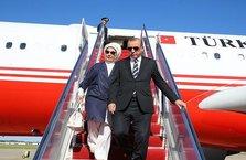Erdoğan üç yılda kaç ülkeyi ziyaret etti?