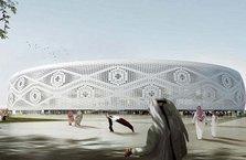 Katar'dan çok konuşulacak stat