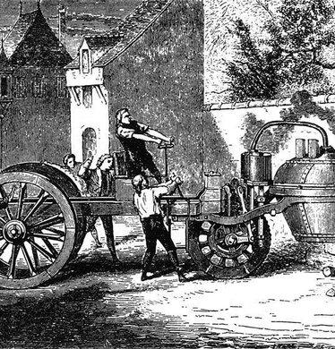 Otomobil tarihinin kilometre taşları