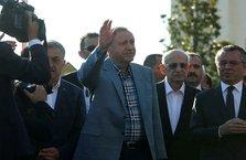 Cumhurbaşkanı Erdoğan'dan hainleri çıldırtan selam