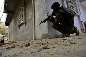 Nusaybin'de PKK'lı teröristler kıstırıldı