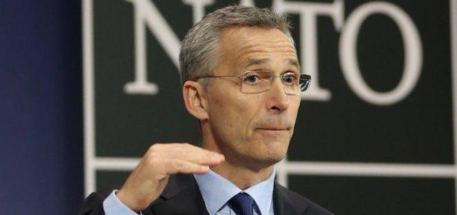 NATO'DAN TÜRKİYE VE TİLLERSON AÇIKLAMASI