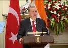 Erdoğan'dan Hindistan'a FETÖ uyarısı: Tamamen ülkenizden çıkarmanızı umuyorum