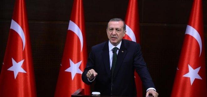 BAE DEVLET BAŞKANI'NDAN ERDOĞAN'A TEBRİK