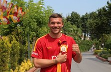 Galatasaray'dan gitti 10 numara oldu