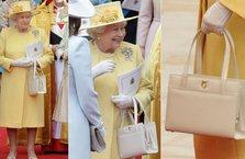 Kraliçe'nin gizli işaret dili!