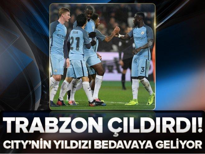 Trabzonspor'dan Yaya Toure bombası