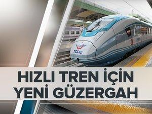 Eskişehir ve Antalya arasına YHT hattı