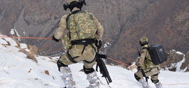 PKK'YA AĞIR DARBE! İŞTE ÖLDÜRÜLEN TERÖRİST SAYISI