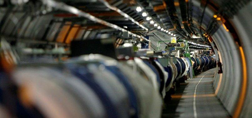 TÜRK FİRMALARI CERN'DE 4 İHALE KAZANDI