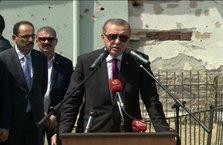 Erdoğan'dan ABD'li generale: Sen kimsin