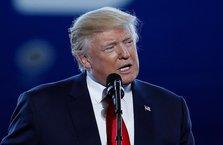 Trump'a göre medya problemin büyük bir parçası
