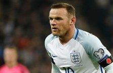 Ve Rooney bıraktı