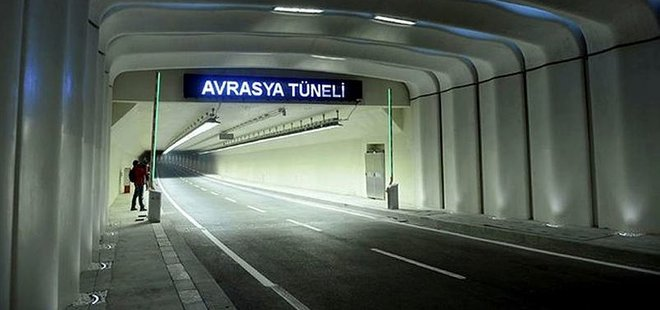 AVRASYA TÜNELİ ÖDEMELERİNDE 'İNTERNET' DÖNEMİ