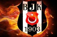 Beşiktaş'a büyük müjde! Transferi TFF'ye bildirdi