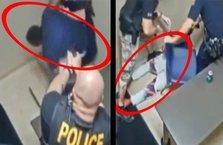 Katil, polisin silahını aldı! O anda olanlar oldu...