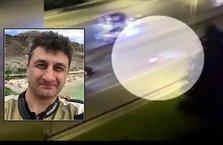 Bayoğlu'nun kaza öncesi son görüntüleri ortaya çıktı