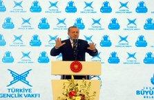 C.Başkanı Erdoğan'dan gençlere 'altın öğüt'ler
