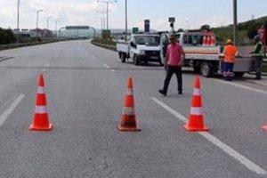 Dikkat! TEM'de bu yol 20 gün ulaşıma kapalı!