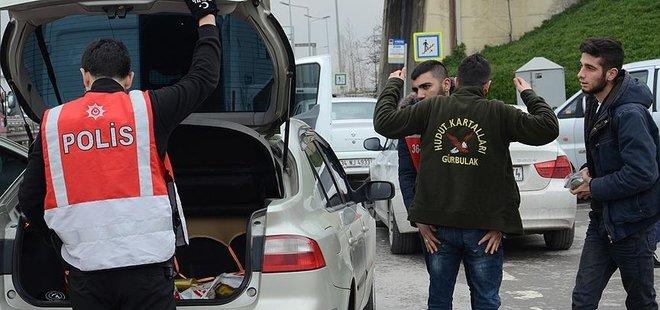 İSTANBUL'DA KURT KAPANI-2 OPERASYONU