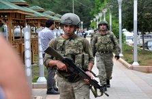 Trabzon'daki operasyonda bir ilk!