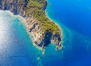 Milyonlar Antalya sahillerini görmeye geliyor