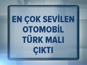 En çok sevilen otomobil Türk malı çıktı