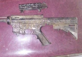Beytüşşebap'ta öldürülen teröristin silahları dış kaynaklı çıktı