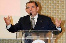 Dursun Özbek'ten taraftarı sevindiren haber