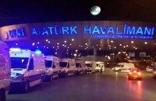 Türkiye'deki üçüncü havalimanı saldırısı!