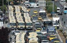 İstanbul'da minibüslere yeni tarife