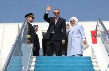 Cumhurbaşkanı Erdoğan Suudi Arabistan'dan ayrıldı