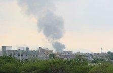 Yemen'de hava saldırısında otelde 30 kişi öldü