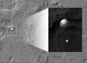NASA yeni Mars görüntüleri yayınladı