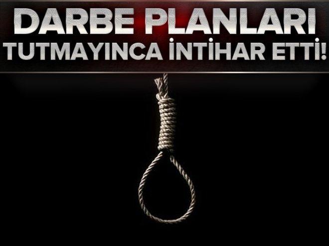 Silivri'de darbeci subay intihar etti