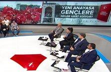 Yeni anayasa ile birlikte terörün kökü kazınacak