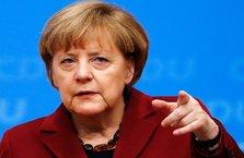 Merkel'den Halep çağrısı