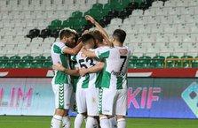 Atiker Konyaspor sahasında farklı!
