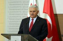 Başbakan Binali Yıldırım TOBB Genel Kurulunda konuştu