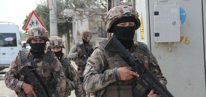 PKK'NIN ŞEHİR YAPILANMASINA OPERASYON: 960 GÖZALTI