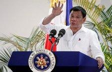 Küfürler savuran Duterte sonunda yola geldi