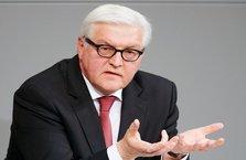Steinmeier'denTürkiyeaçıklaması