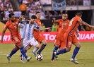 Copa America 2016nın sahibi Şili oldu!
