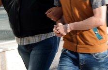 İzmir'de 'teröre destek' gözaltısı